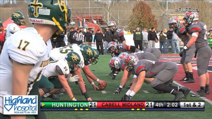 Though Cabell Midland and Huntington High have an intense rivalry, the schools are not as different as one may expect.