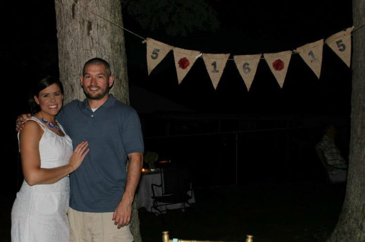 Don Pennington and Jessica Bowers have announced they will be married on May 16, 2015.