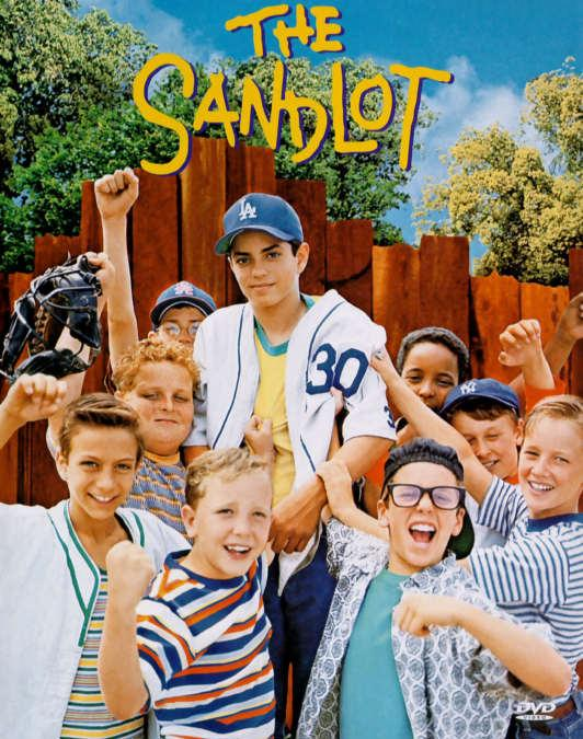 Students were shown the movie The Sandlot, a 90s classic centered around a group of baseball obsessed boys.