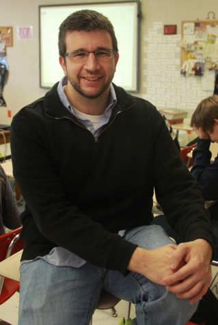 February Teacher of the Issue: Don Scalise