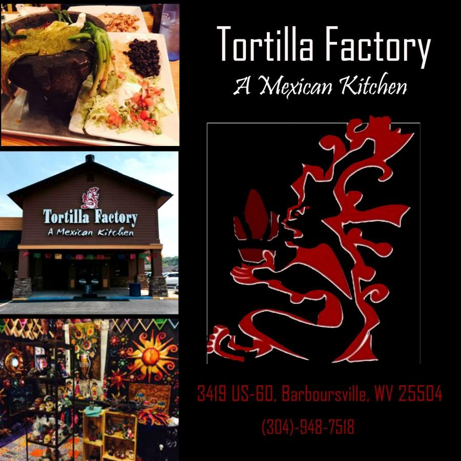 Head to the Tortilla Factory by Outback for delicious food and a great time!