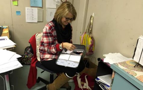 Teachers reflect on past gifts from students