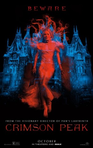 """Crimson Peak"" movie review"