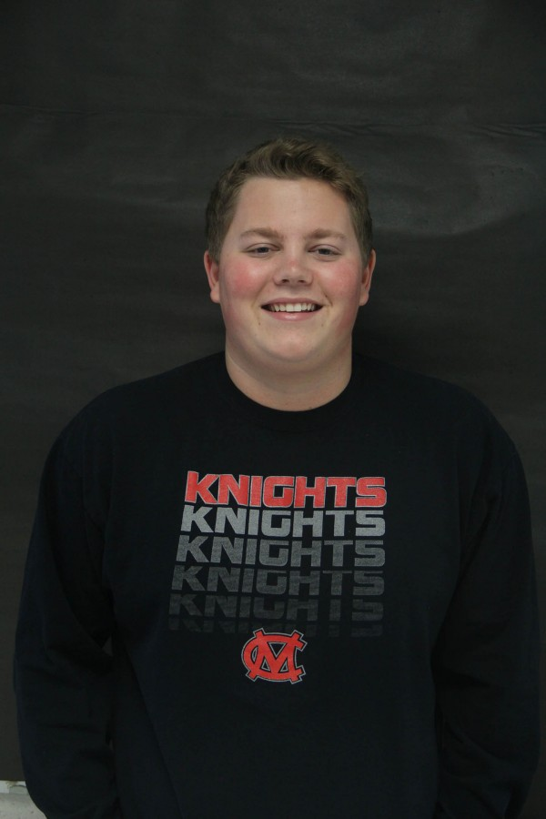 McKinney is a student that has a lot to offer Cabell Midland.