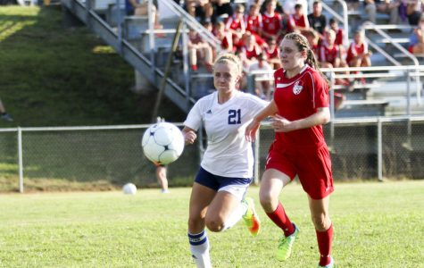 Girls' soccer exceeds expectations