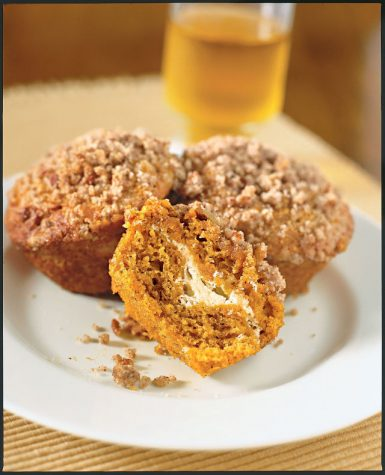 Perfect pumpkin muffins for this fall season