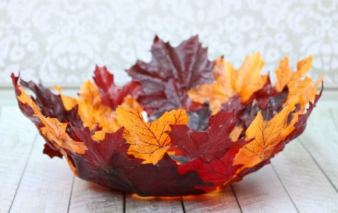 D.I.Y.- autumn bowls