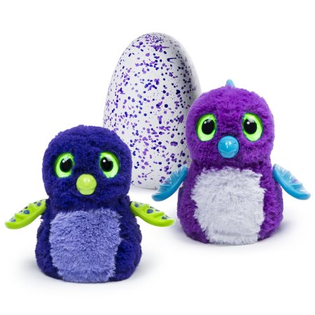 Hatchimals top most Christmas lists this season.