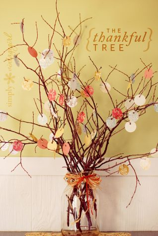 A DIY guide to the perfect Thankful Tree