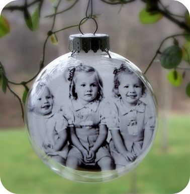 These adorable ornaments are personal gifts that preserve memories.