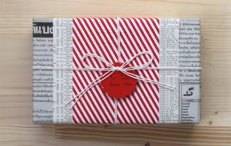Wrapping can be easy, fast and inexpensive.