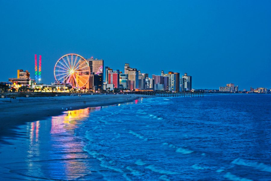Myrtle Beach is a beloved vacation spot for many West Virginians.
