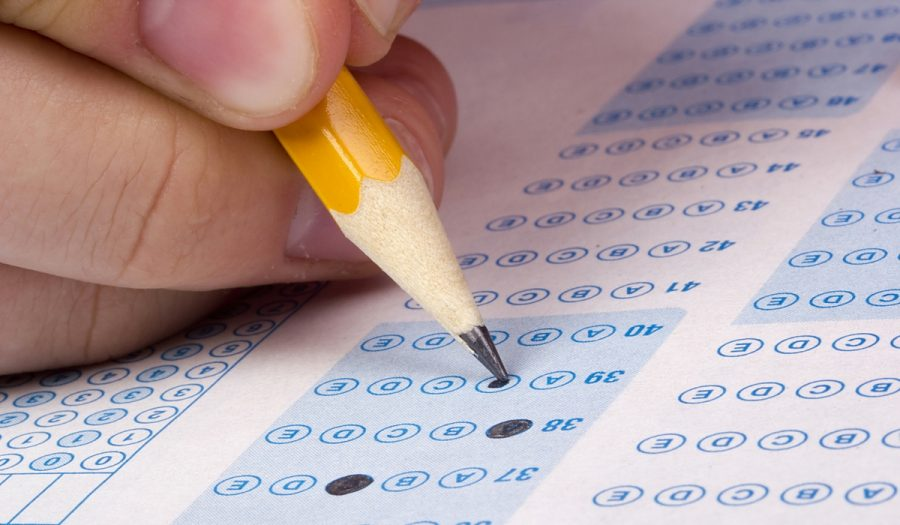 Taking the ACT is a necessary step for many high school students.