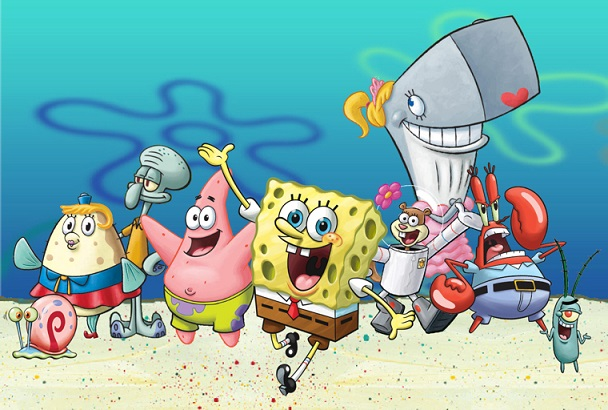 SpongeBob Squarepants is a beloved cartoon character to many people.