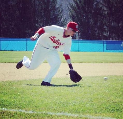 Baseball players prepare for the upcoming season