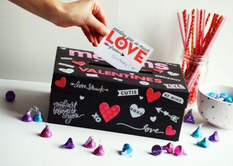 D.I.Y.-Valentine's Day Valentine Box