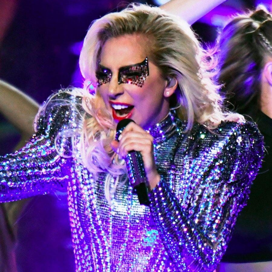 Lady+Gaga+was+the+selected+performer+at+the+2017+Superbowl.+