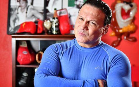 Vinny Pazienza: an American boxing legend