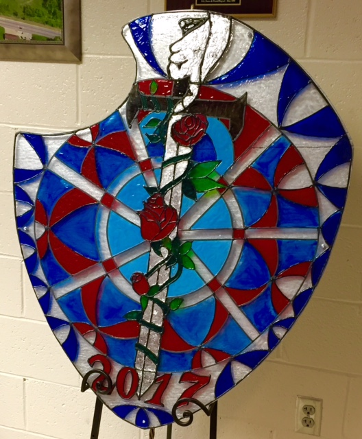 Shield of the Class of 2017