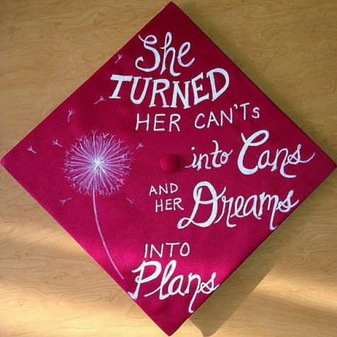 Possible graduation cap ideas
