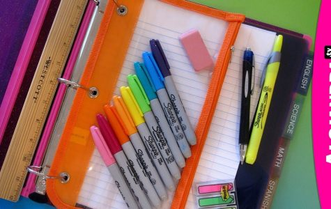 Top 10 ways to be organized for school