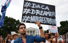 Trump's repeal of DACA (Deferred Action for Childhood Arrivals)