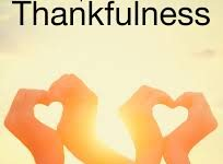 Thankfulness Through the Holidays