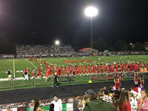 A CMHS Football Reunion
