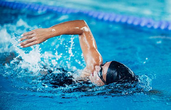Cabell Midland Swim Team
