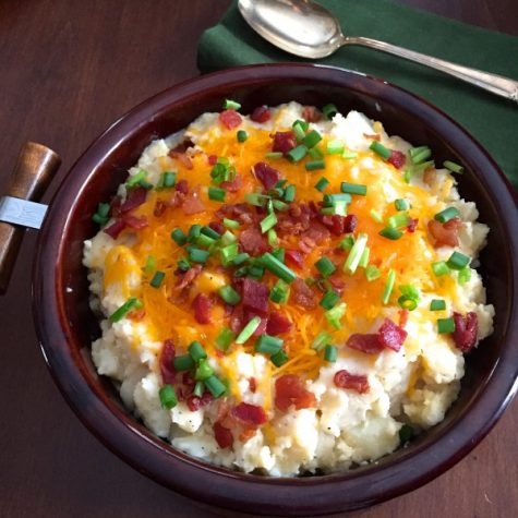 Thanksgiving Mashed Potatoes Recipe