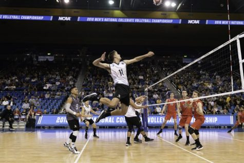 Should Men's Volleyball Be In High School Athletics
