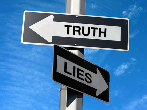 Opinion - Truth or Lie