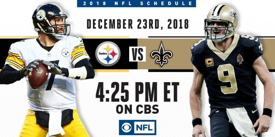 Steelers Try to Maintain Momentum This Weekend Against the Saints