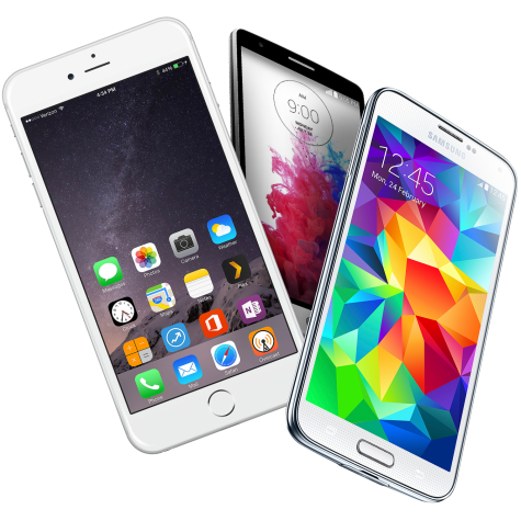 Cell Phones @ Midland