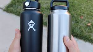The rise in reusable bottles