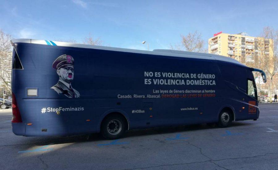 Anti feminazis campaign