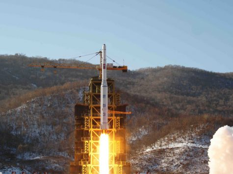 North Korea rebuilding launch sites