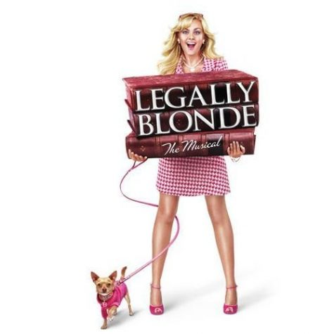 The school play: Legally Blonde The Musical
