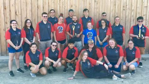 Archery Team Headed for Nationals
