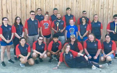 Archery Team's First Tournament