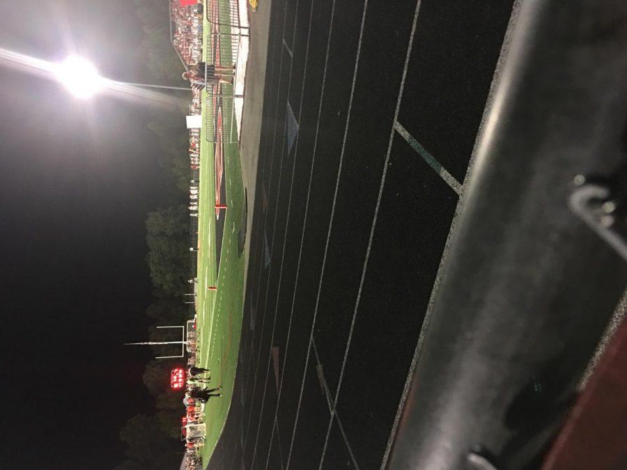Sept. 6 Football Game