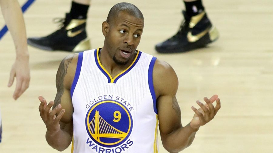 Andre Iguodala Won't Play for the Grizzlies