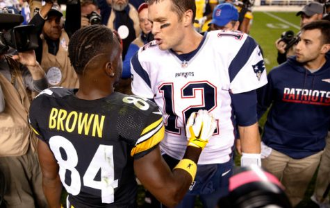 Antonio Brown to the Patriots