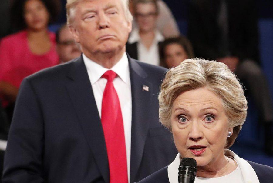 Hillary Clinton Calls Trump Illegitimate President