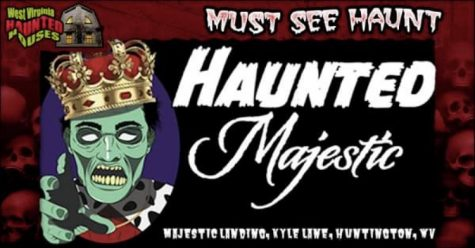 New Haunted House in Huntington