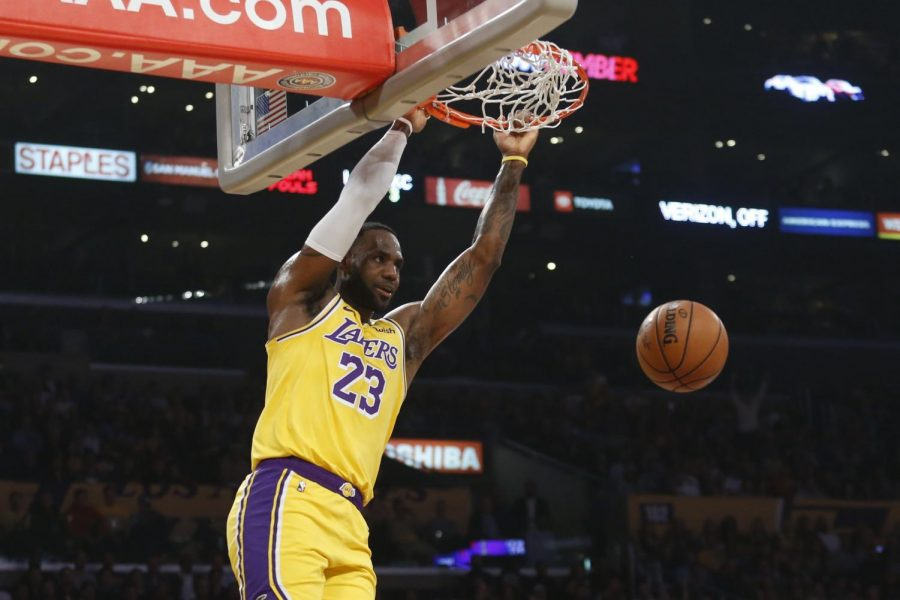 Lakers Big Win Against The Thunder