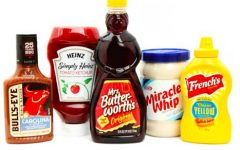 Midland's Favorite Condiments