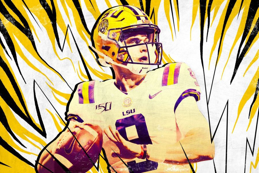 Heisman Winner Joe Burrow