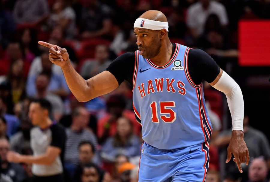 Vince Carter Plays His Last Game at Madison Square Garden