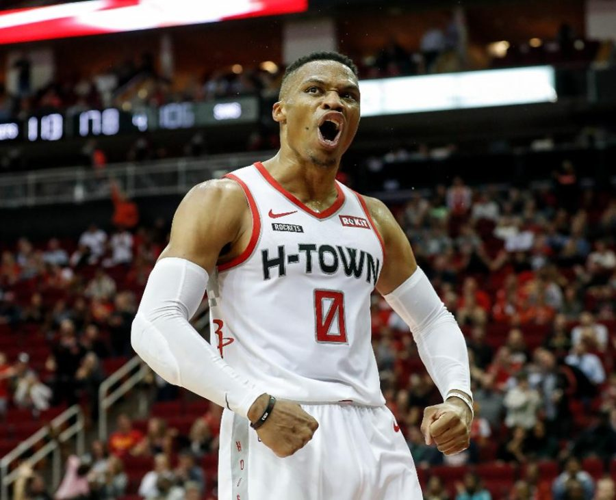 Russell Westbrook Returns to OKC